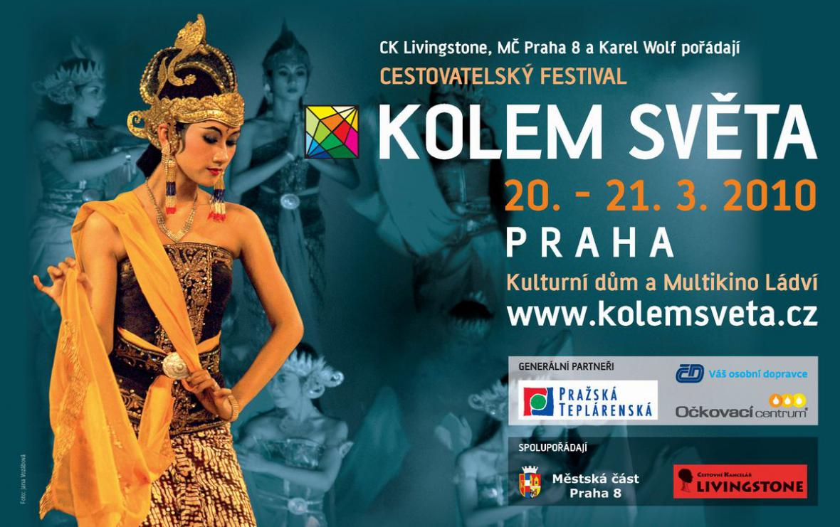 KOLEM SVĚTA - cestovatelský festival