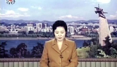 Zprávy severokorejské televize