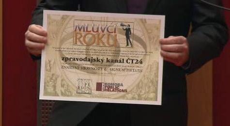 Znamení mravnosti pro ČT24