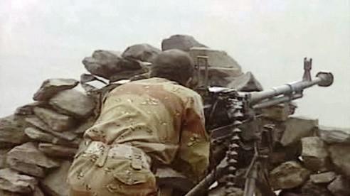 Jemenský voják
