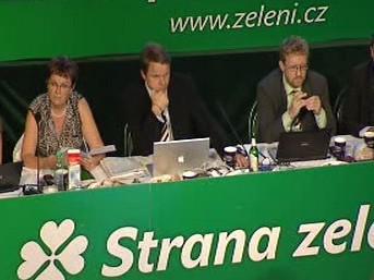 Dana Kuchtová, Martin Bursík a Martin Ander