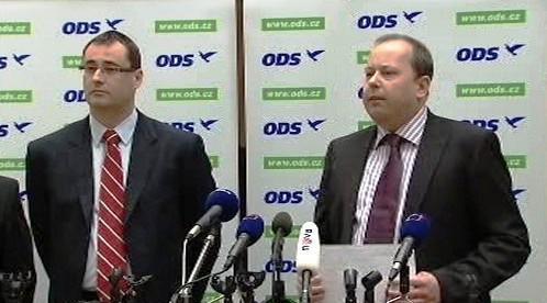 Marek Šnajdr a Boris Šťastný