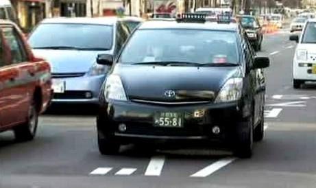 Toyota na silnici