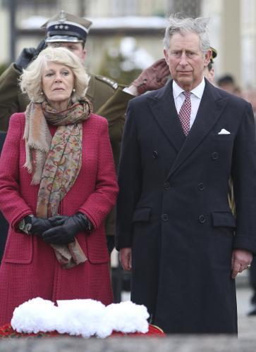 Princ Charles s Camillou
