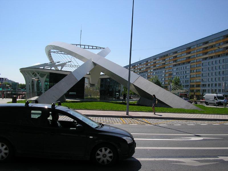 Stanice metra Střížkov