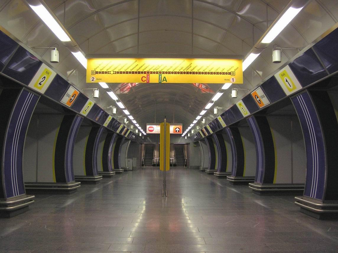Metro Kolbenova