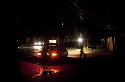 Blackout v Chile