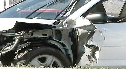 Útok na automobil pracovníků konzulátu USA