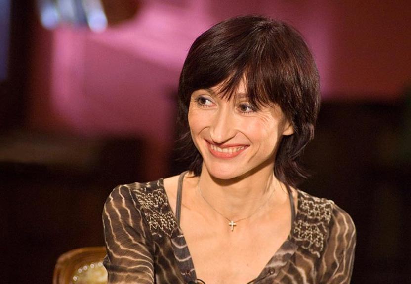 Daria Klimentová v pořadu Na plovárně