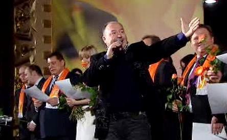 Delegátům zazpíval i Michal David
