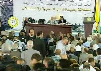 Sjezd Fatahu v Betlémě