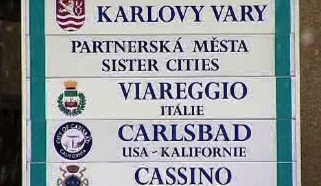 Partnerská města Karlových Varů