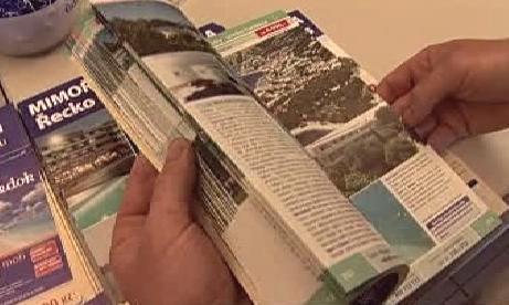 Katalog cestovní kanceláře