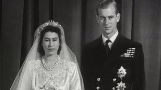 Alžběta II. a Philip