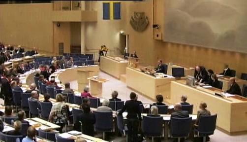 Švédský parlament