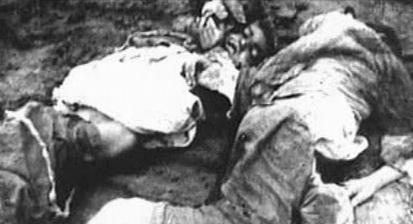 Oběti arménské genocidy