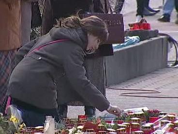 Vzpomínka na oběti