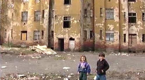 Romské sídliště
