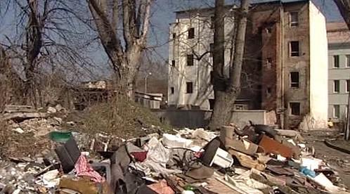Dům obývaný Romy