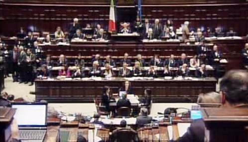 Italský parlament