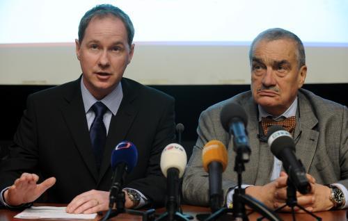 Petr Gazdík, Karel Schwarzenberg