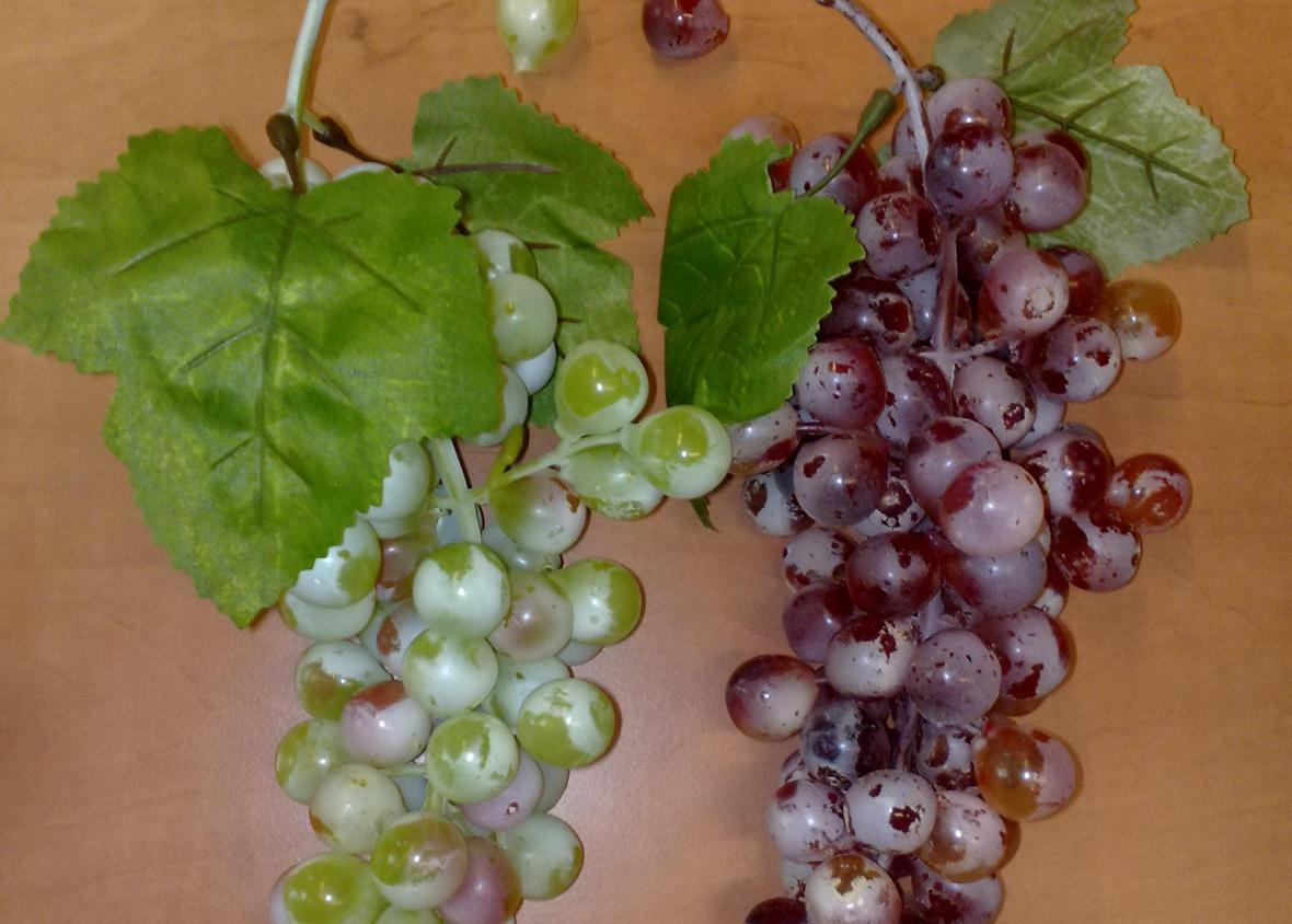 Napodobenina hroznového vína