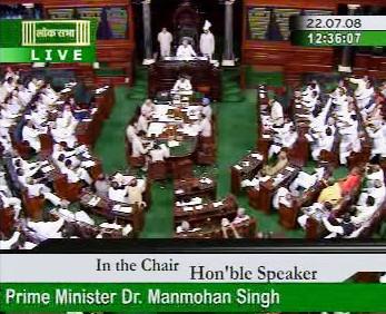 Indický parlament