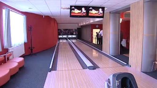 Bowlingová dráha