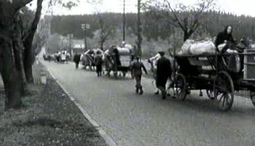 Odsun Němců