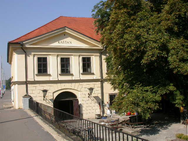 Popmuseum v Kulturním centru Kaštan