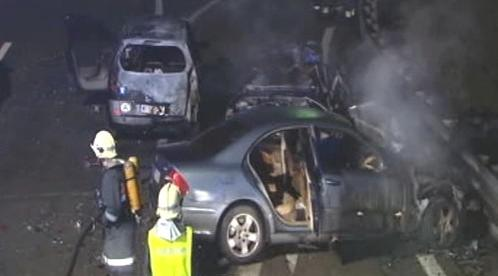 Nehoda u Korneuburgu