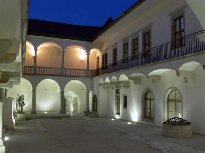 Dům umění města Brna - Dům pánů z Kunštátu