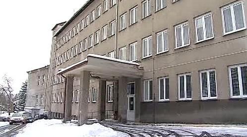 Vimperská nemocnice