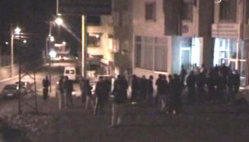 Otřesy půdy vyhnaly Turky v noci do ulic