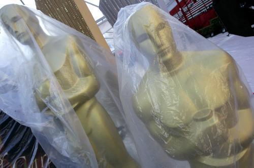 Přípravy na Oscara