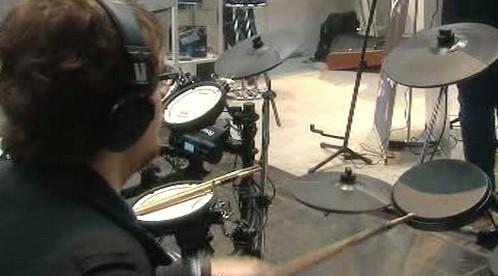Digitální bicí