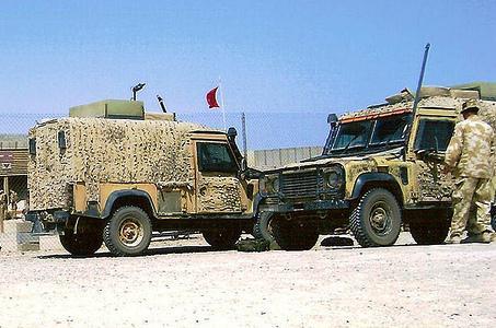 Land Rover Snatch