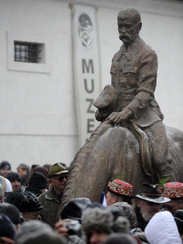 Masarykova socha