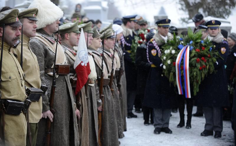 Připomenutí 160 let Masarykova narození