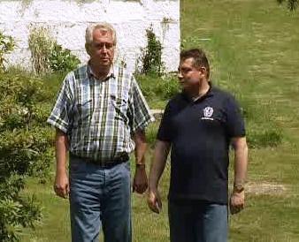 Miloš Zeman a Jiří Paroubek