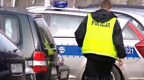 Polský policista