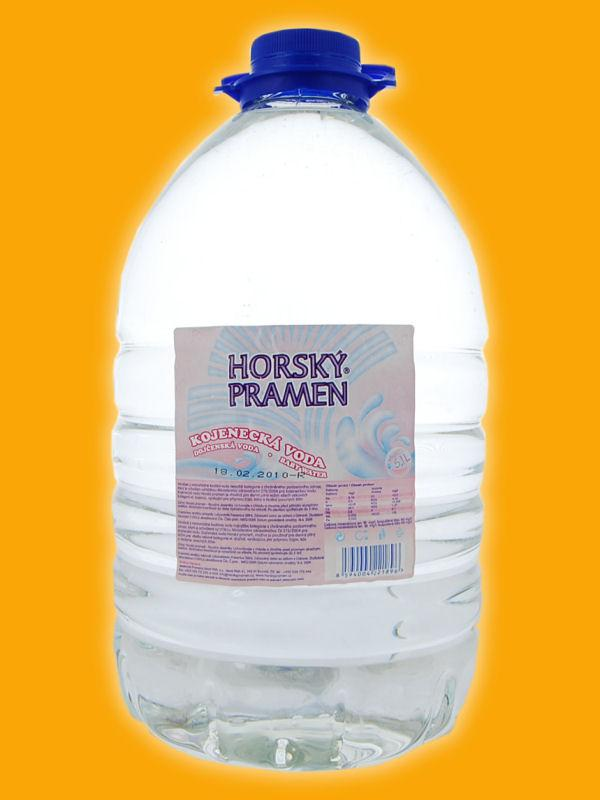 Kojenecká voda Horský pramen