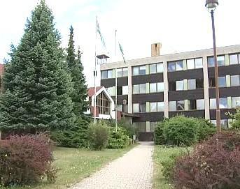 Sídlo podniku Lesy ČR
