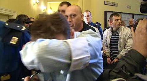 Soud s rumunskými kapsáři