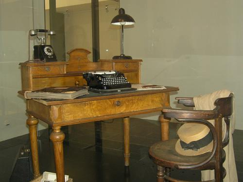 Stůl T. G. Masaryka