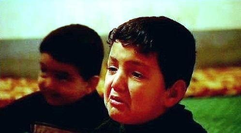 Irácké děti