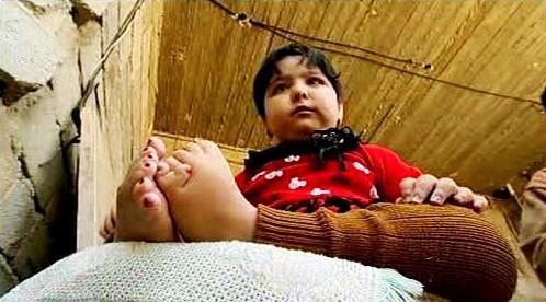 Irácké dítě