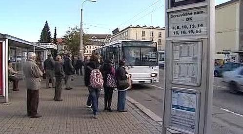 Trolejbusová zastávka