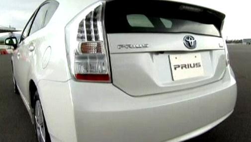 Prius - další problémové auto z dílny Toyoty