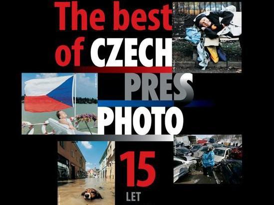 Czech Press Photo / detail přebalu publikace